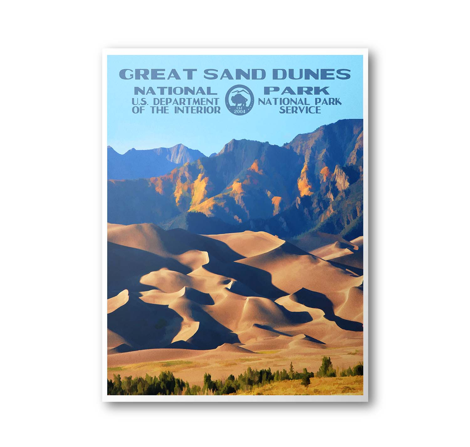 VIDEO: The Great Sand Dunes {& Contest Winners!}
