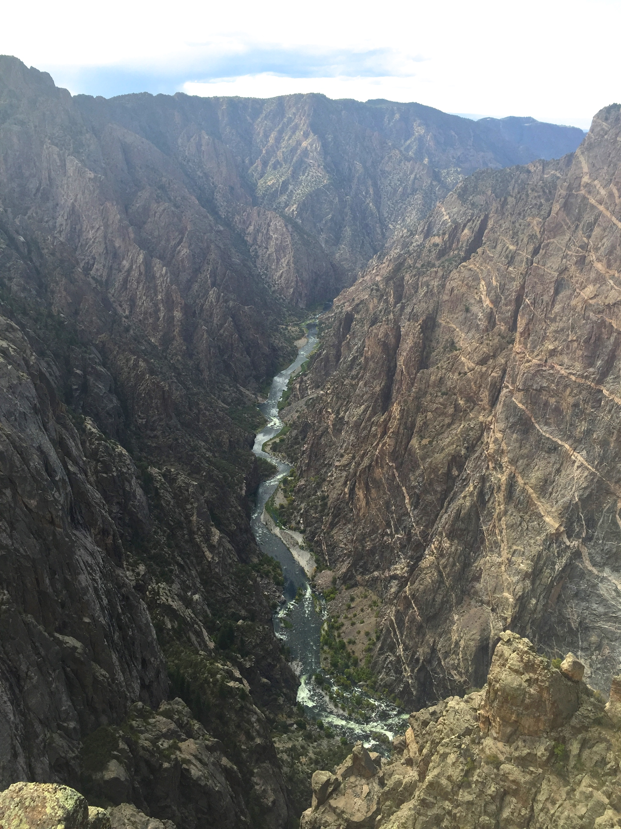 Black Canyon of the Gunnison Warner Route