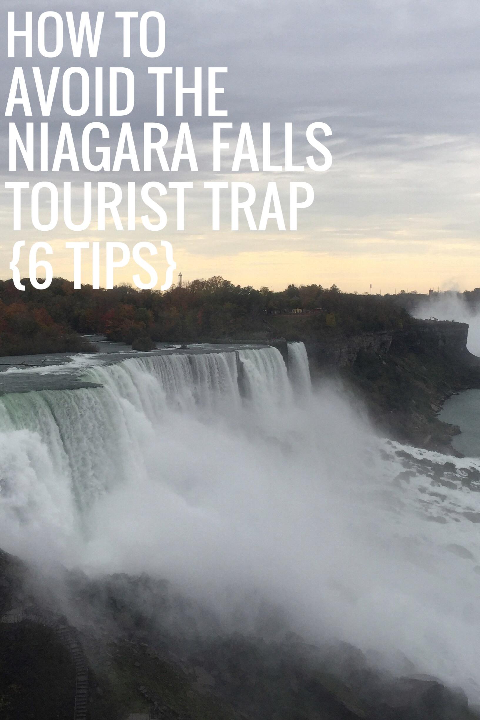 6 Niagara Falls Tips To Avoid The Tourist Trap