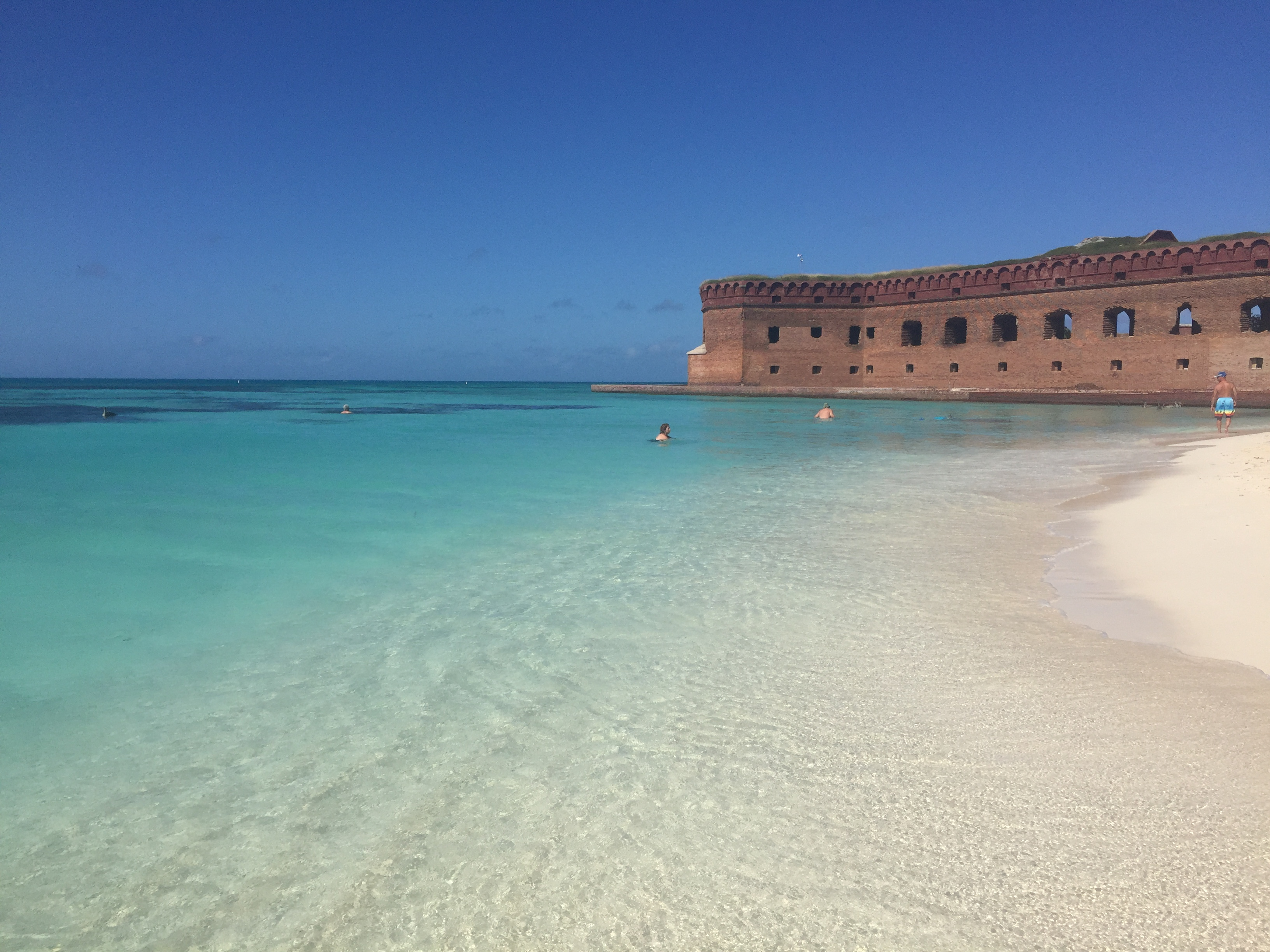 VIDEO: Dry Tortugas, an isolated island paradise