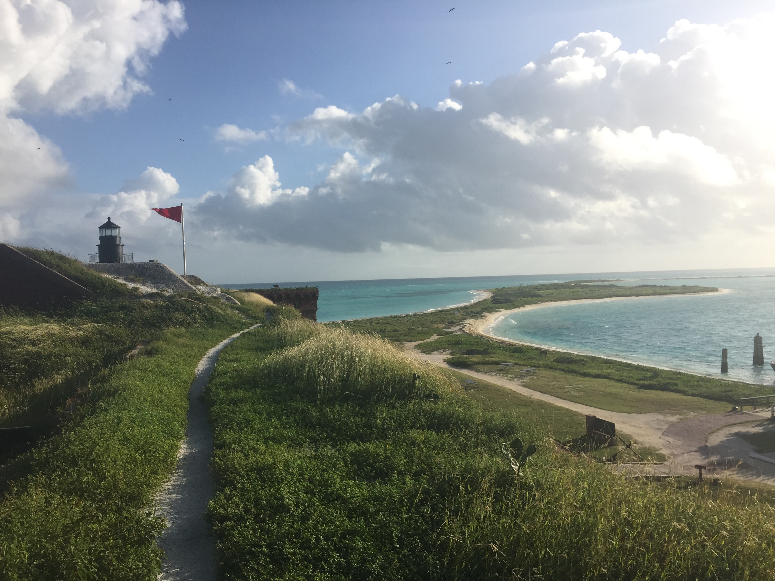 The Cost of Exclusivity at Dry Tortugas National Park