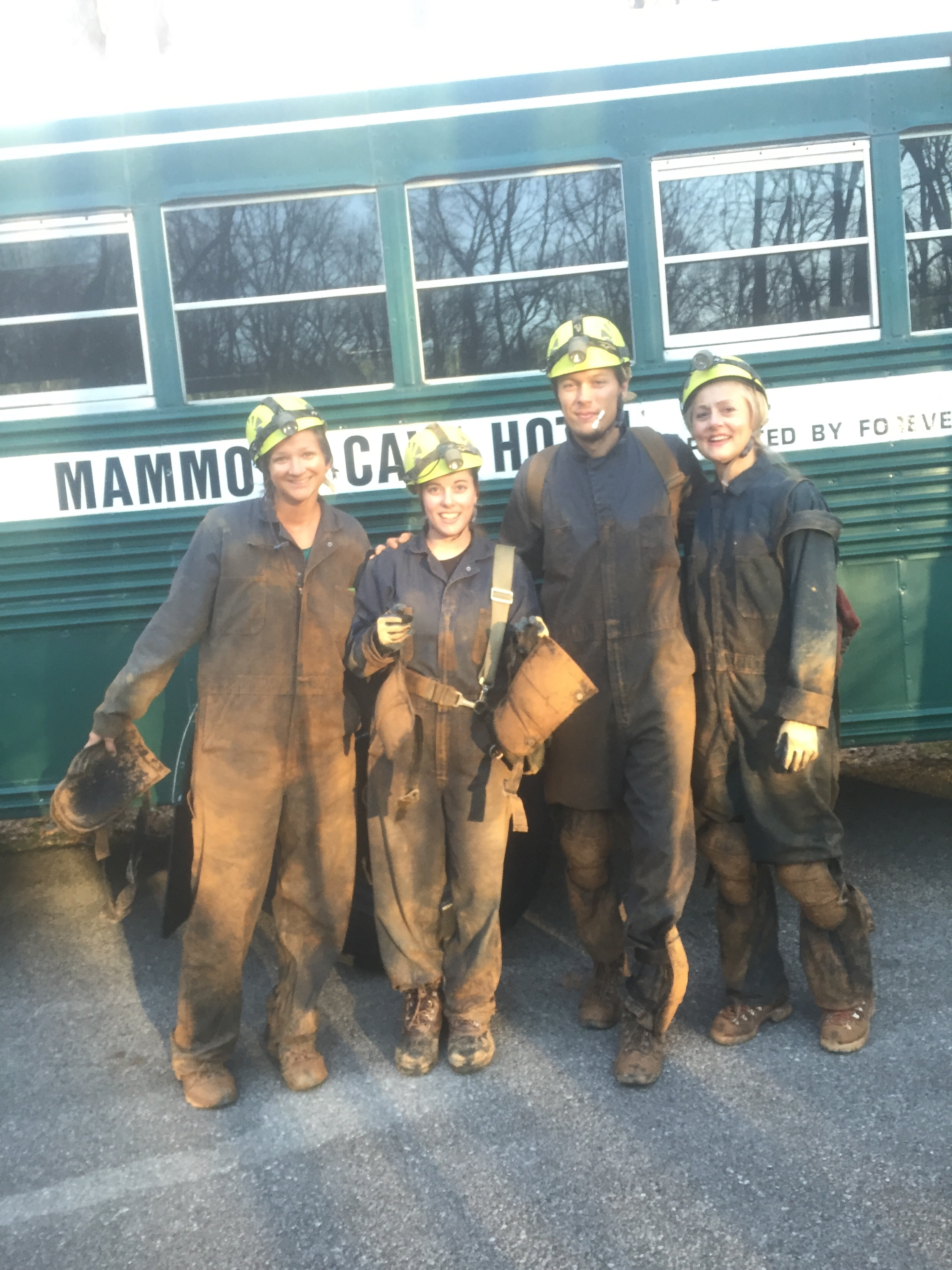 """MAMMOTH CAVE'S WILD CAVE TOUR – """"Extremely Strenuous"""" not an Exaggeration"""
