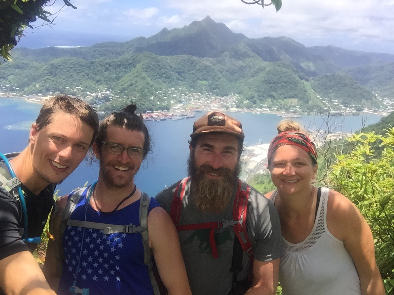VIDEO: National Park of American Samoa