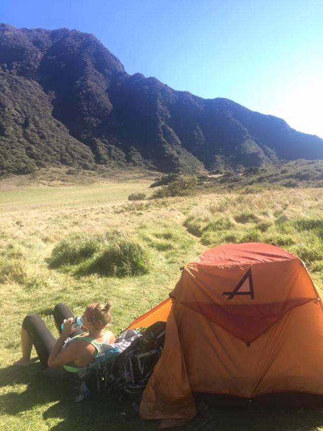 ALPS tent Haleakala