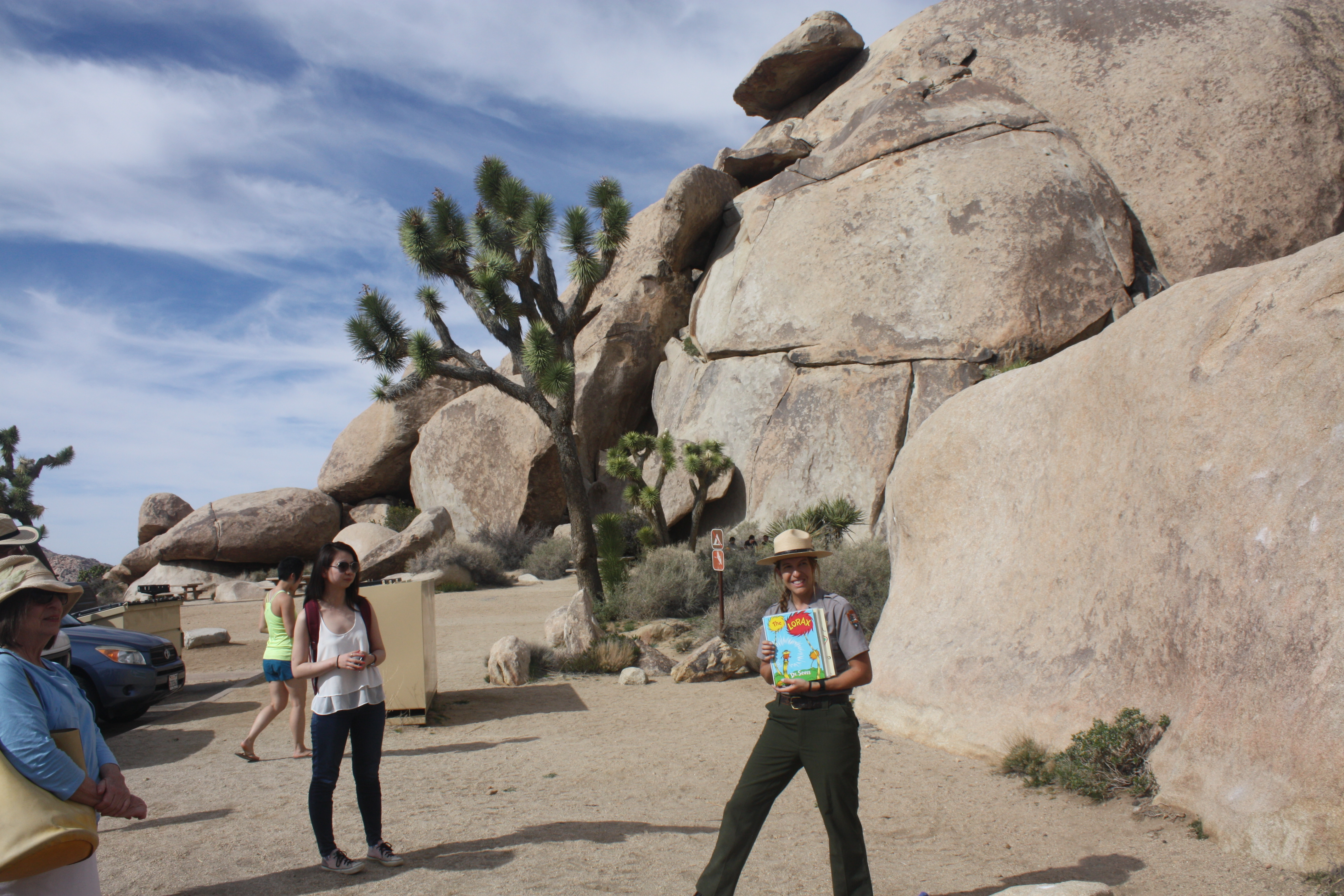 At Joshua Tree, Let Rangers be your Guide (Ranger Programs 101)