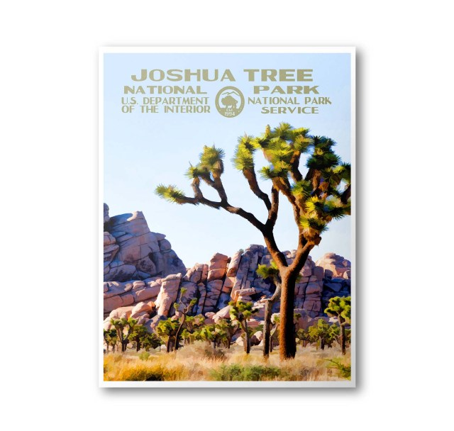 Joshua Tree National Park Video