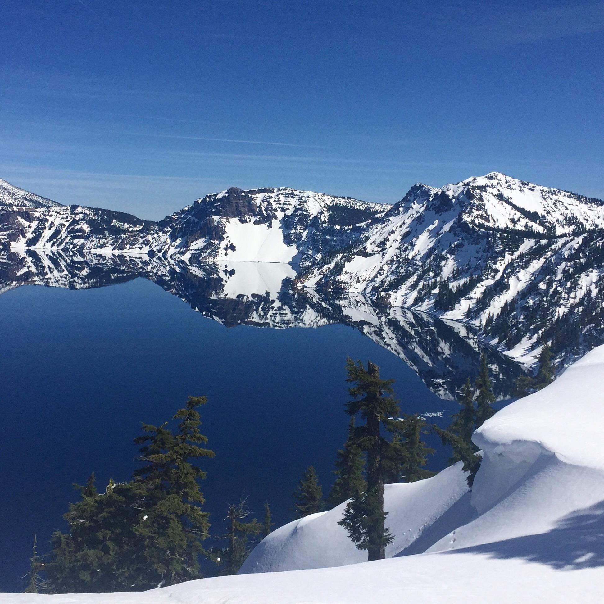 Crater Lake Oddities
