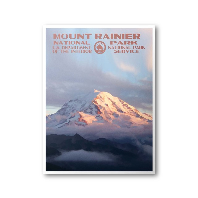 Mount Rainier 2-2