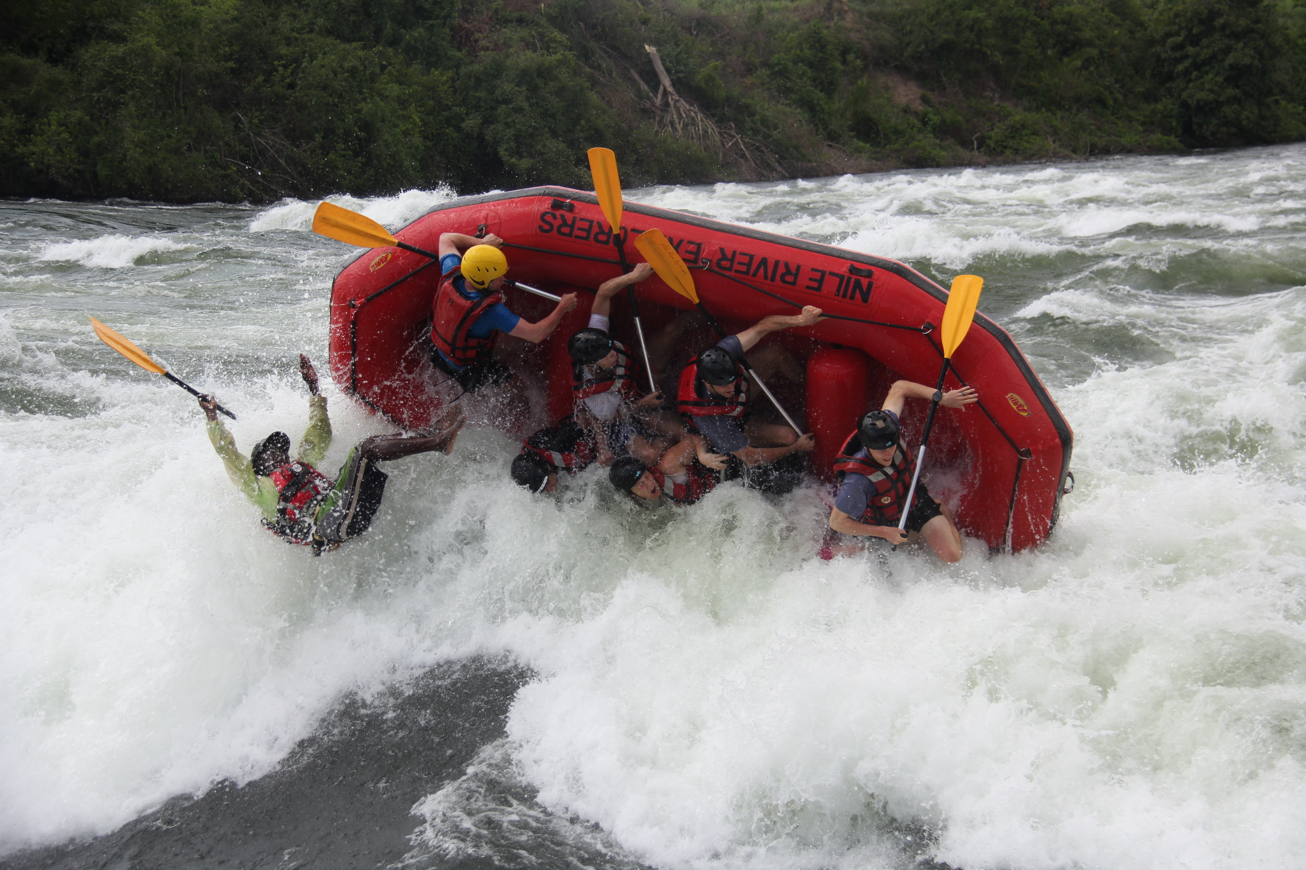Mixing business with adventure in Eastern Uganda