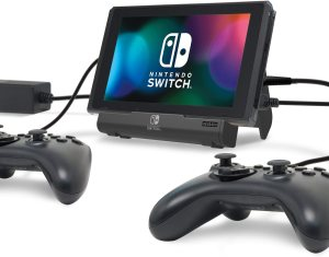 HORI Nintendo Switch Multiport USB Playstand