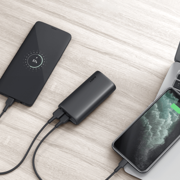 AUKEY PB-Y36 Sprint Go Mini 10000 PD dual charging