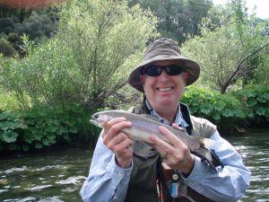 Upper Sac - Dog Creek Trout