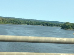 View of Mississippi River