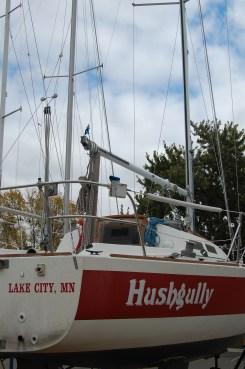 Lake City, Minnesota, harbor
