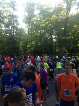Acadia National Park Half Marathon