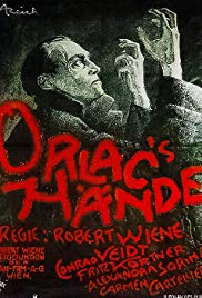 The Hands of Orlac; Halloween at the Winspear Centre | Switching Styles | Music | Online Publication |