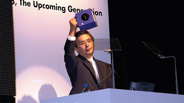 genyo takeda holding gamecube