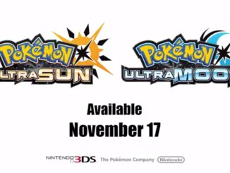 logos for pokemon ultra sun and ultra moon