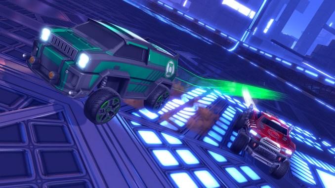 dc skins on battle cars