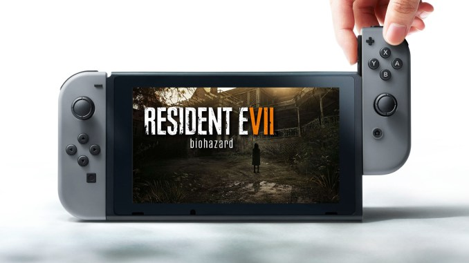Resident Evil 7 Cloud Version Coming To Switch In Japan Switchjoy