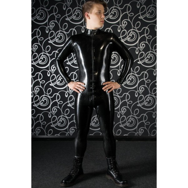 Latex 101 - Textured Full Suit