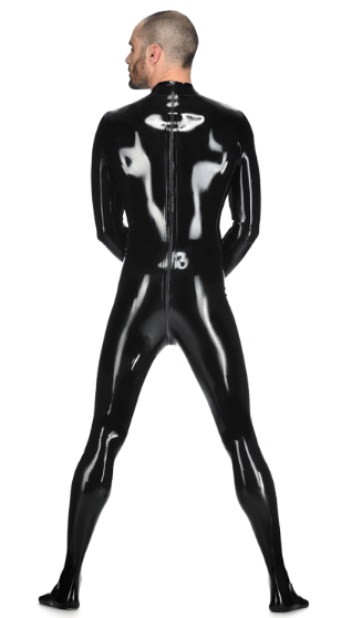 Libidex Neo Catsuit with Back Zip