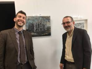 Dr. Cacciato & Director Fossati