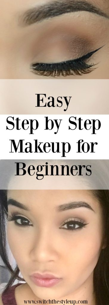 Easy Everyday Makeup using Drug Store Products