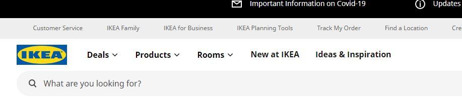 IKEA storage for Makeup