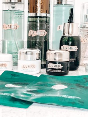 La Mer Products In My Collection that I have grown to love