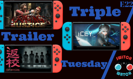 Triple Trailer Tuesday