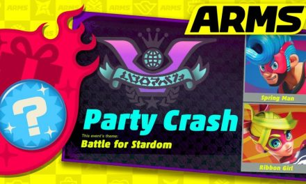 ARMS Party Crash: My Arms Are Ready