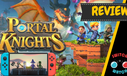 Portal Knights Nintendo Switch Review-Exploration with Friends-SwitchWatch