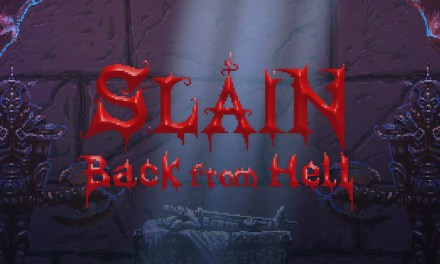 Slain: Back From Hell For Nintendo Switch Dated
