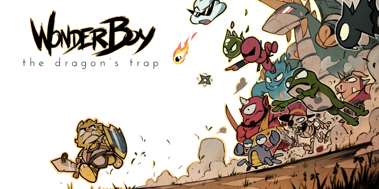 Wonder Boy: The Dragon's Trap Gets Physical on Switch