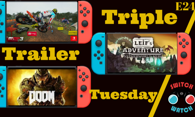 MXGP 3-Leif's Adventure-Doom-Trailer Tuesday
