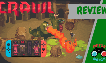 Crawl Nintendo Switch Review