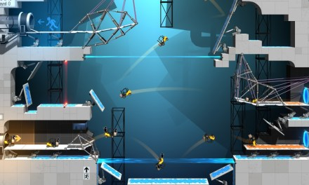 Bridge Constructor Portal releasing on Switch December 20th