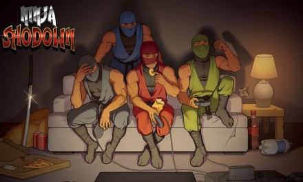 Ninja Showdown Nintendo Switch Review-A blast with 4
