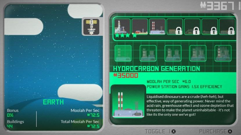 Vostok Inc. Hydrocarbon Generation