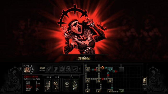 Darkest Dungeon Irrational Affliction