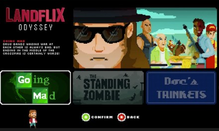 Landflix: here's the Netflix's parody game coming to Switch