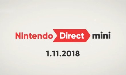 The January 2018 Nintendo Direct Mini Highlights