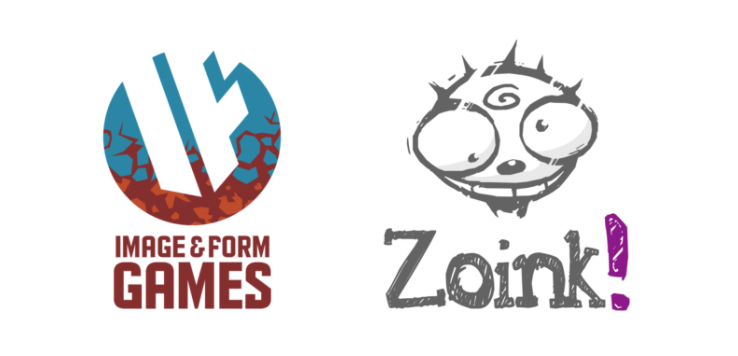 image and form and zoink logo
