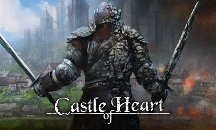 Castle of Heart will debut on Nintendo Switch in 2018