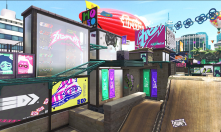 "Classic Splatoon Stage ""Arowana Mall"" is Coming to Splatoon 2 Tonight"