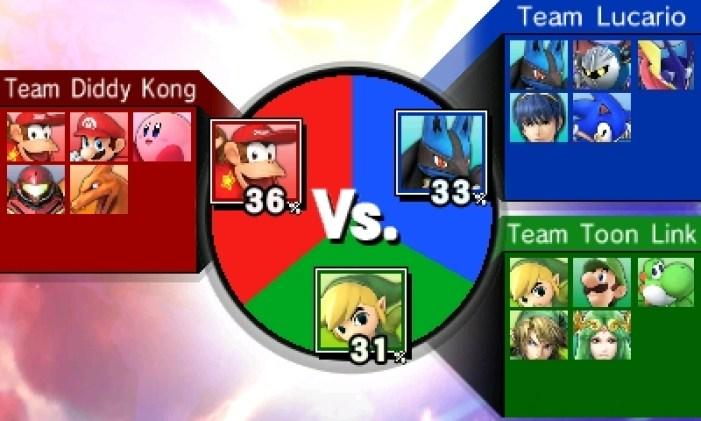 Conquest Mode Smash 4