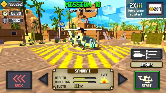 Dustoff Heli Rescue II Samurai