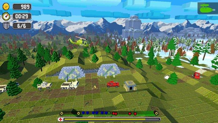 Dustoff Heli Rescue II combat