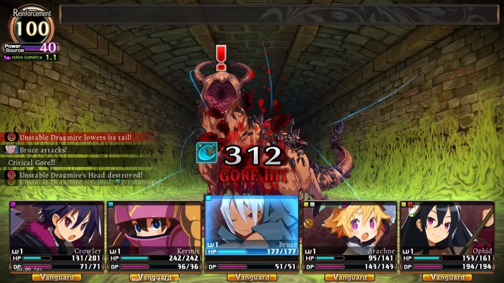 Labyrinth of Refrain : Coven of Dusk Switch